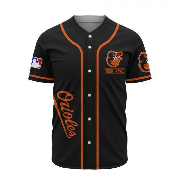 custom name baltimore orioles baseball shirt 3