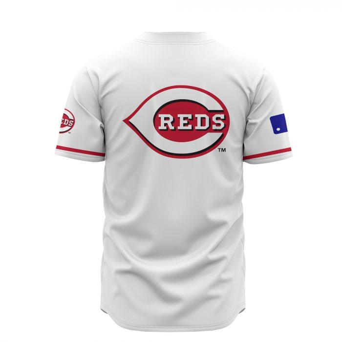 custom name cincinnati reds baseball shirt 4