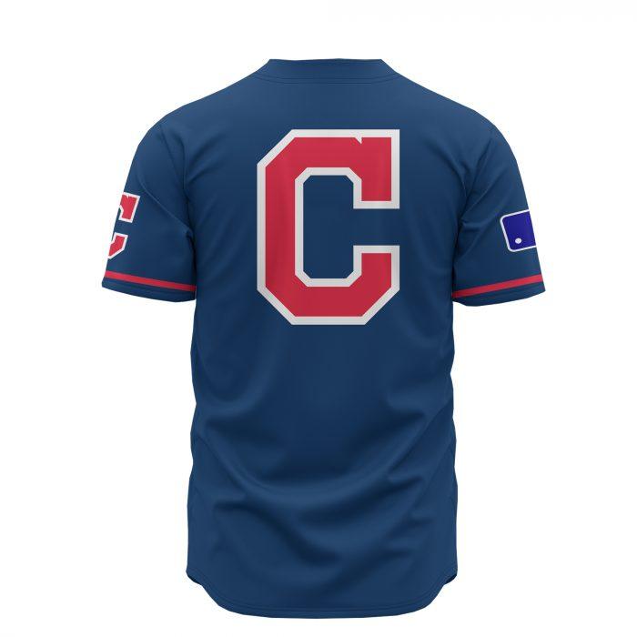 custom name cleveland indians baseball shirt 4