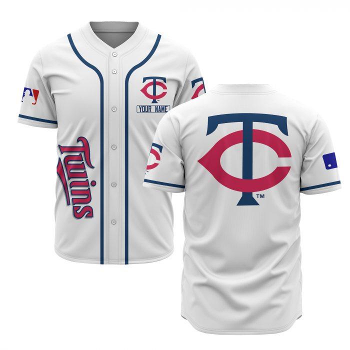 custom name minnesota twins baseball shirt 2