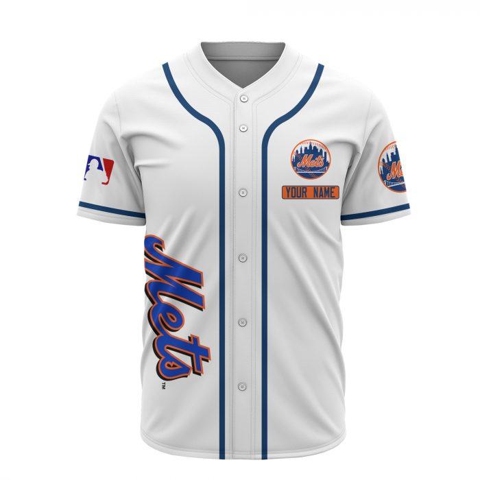 custom name new york mets baseball shirt 3