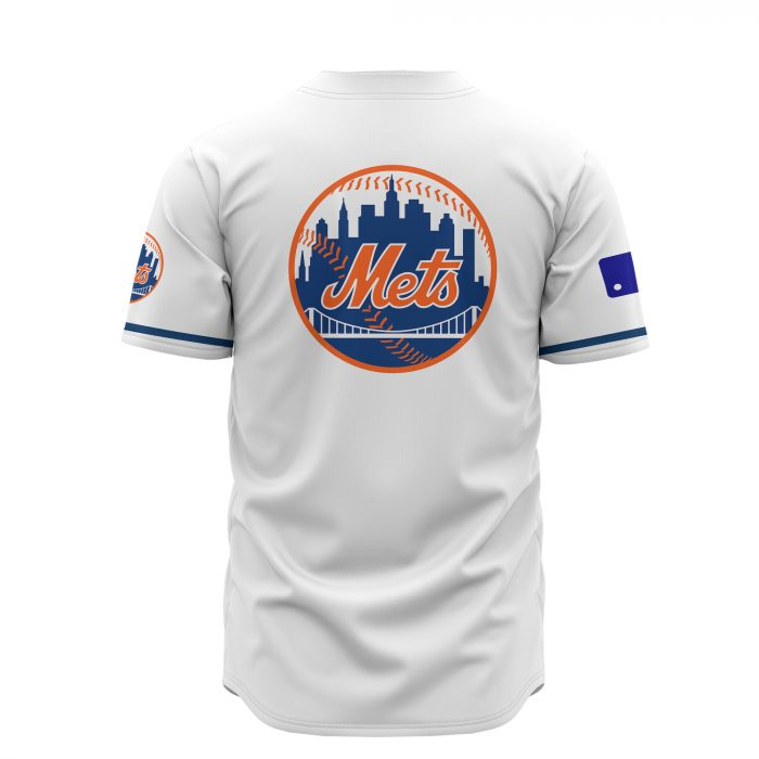 custom name new york mets baseball shirt 4