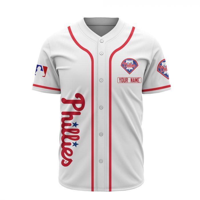 custom name philadelphia phillies baseball shirt 3