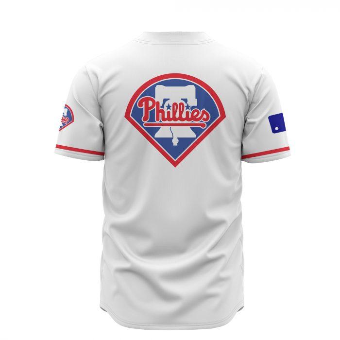 custom name philadelphia phillies baseball shirt 4