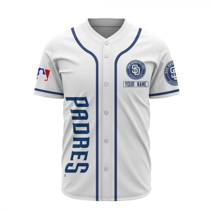 custom name san diego padres baseball shirt 3