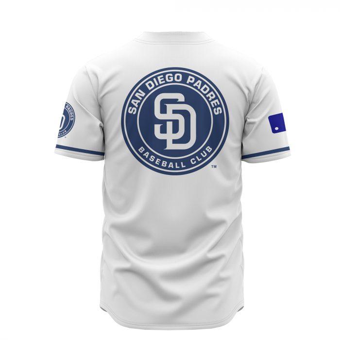 custom name san diego padres baseball shirt 4