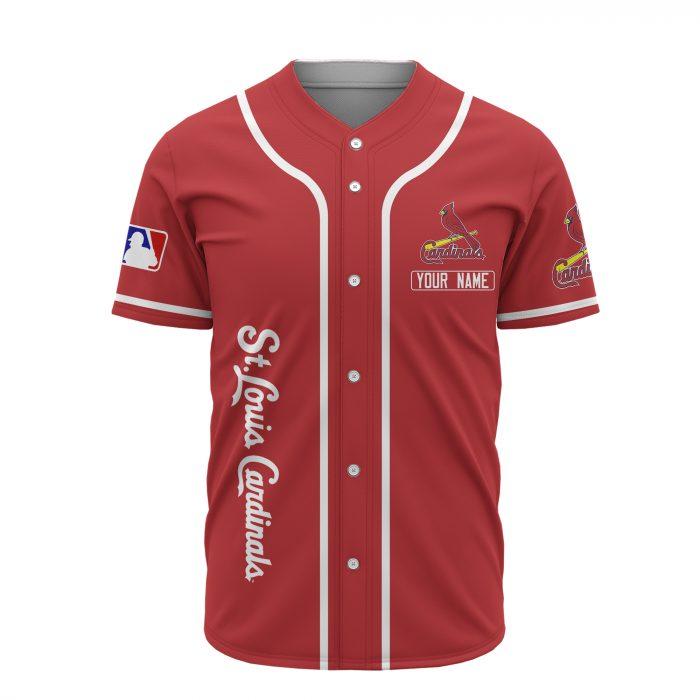 custom name st louis cardinals baseball shirt 3