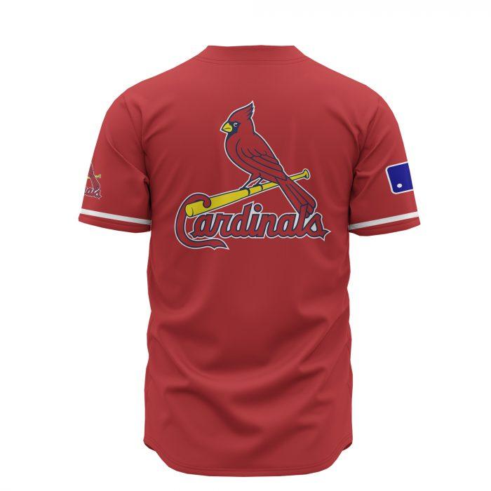 custom name st louis cardinals baseball shirt 4