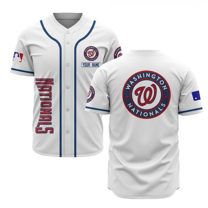 custom name washington nationals baseball shirt 2