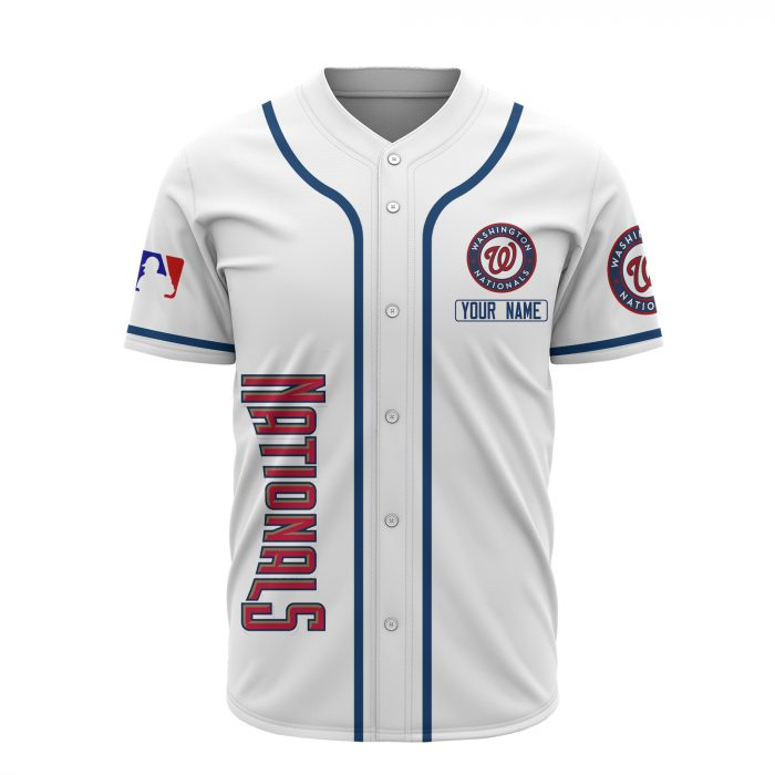 custom name washington nationals baseball shirt 3