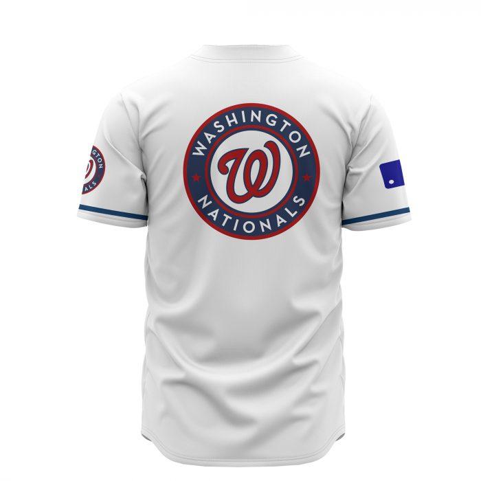 custom name washington nationals baseball shirt 4