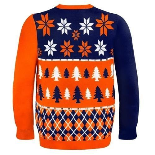 denver broncos busy block ugly christmas sweater 3 - Copy