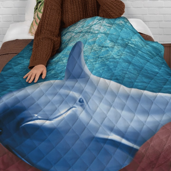 dolphin and sea bedding set 4