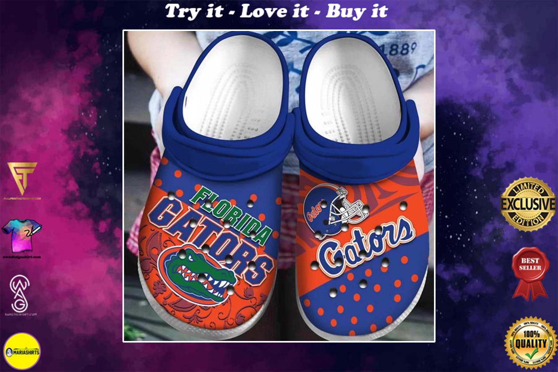 florida gators football crocband clog - Copy