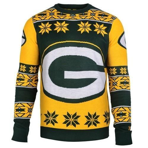 green bay packers ugly christmas sweater 2