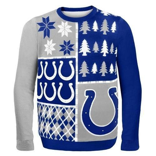 indianapolis colts ugly christmas sweater 1
