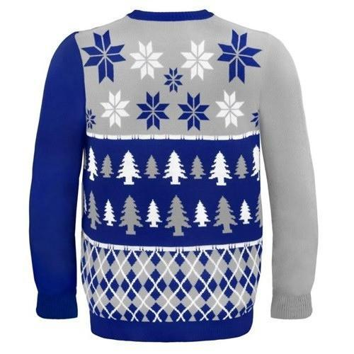 indianapolis colts ugly christmas sweater 3