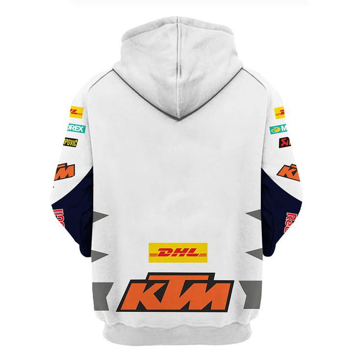 ktm motorex red bull full printing shirt 2