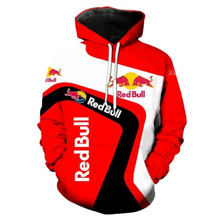 ktm redbull team motorcycle sport riding racing full printing shirt 1