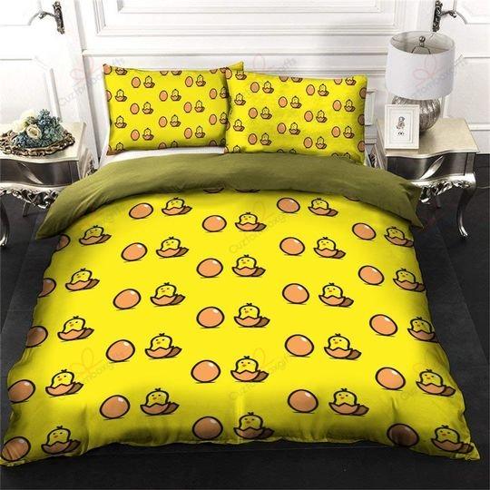lovely baby chicken bedding set 2