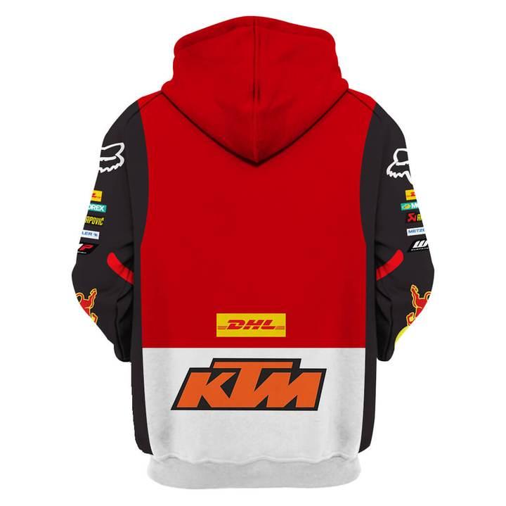 monster energy fox racing ktm pod full printing hoodie 1