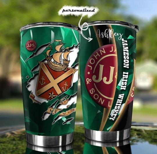 personalized name jameson irish whiskey tumbler 1 - Copy (2)