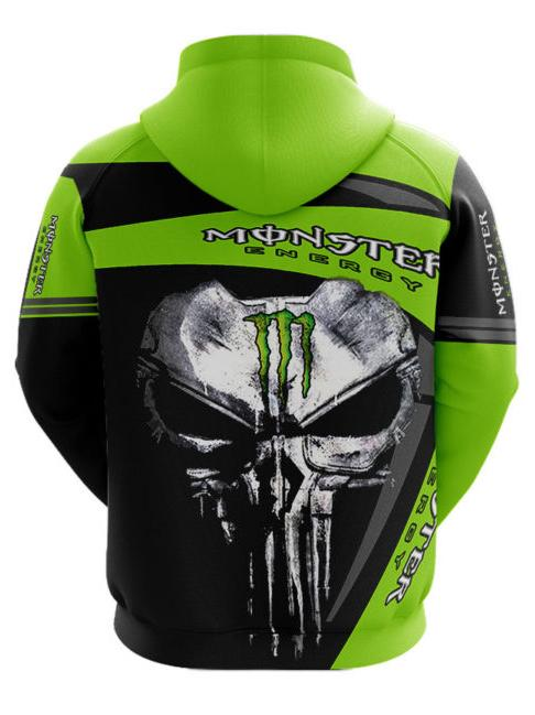 skull fox racing fox is the leader in motocross full printing hoodie 1