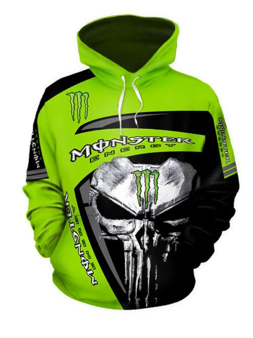 skull fox racing fox is the leader in motocross full printing hoodie