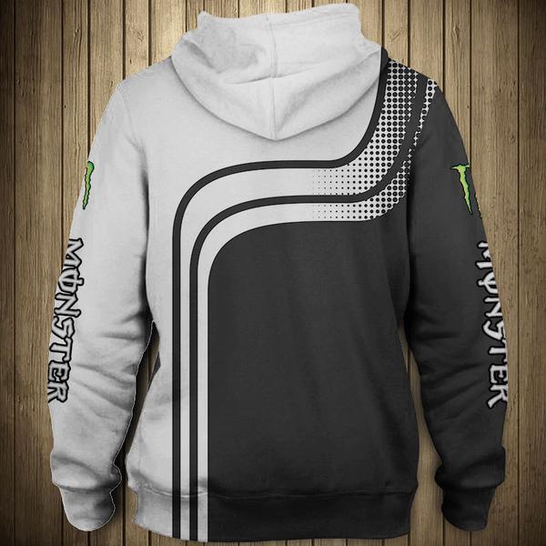 the monster energy symbol full printing hoodie 1
