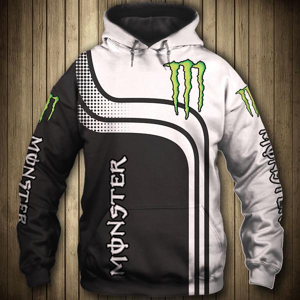 the monster energy symbol full printing shirt 1