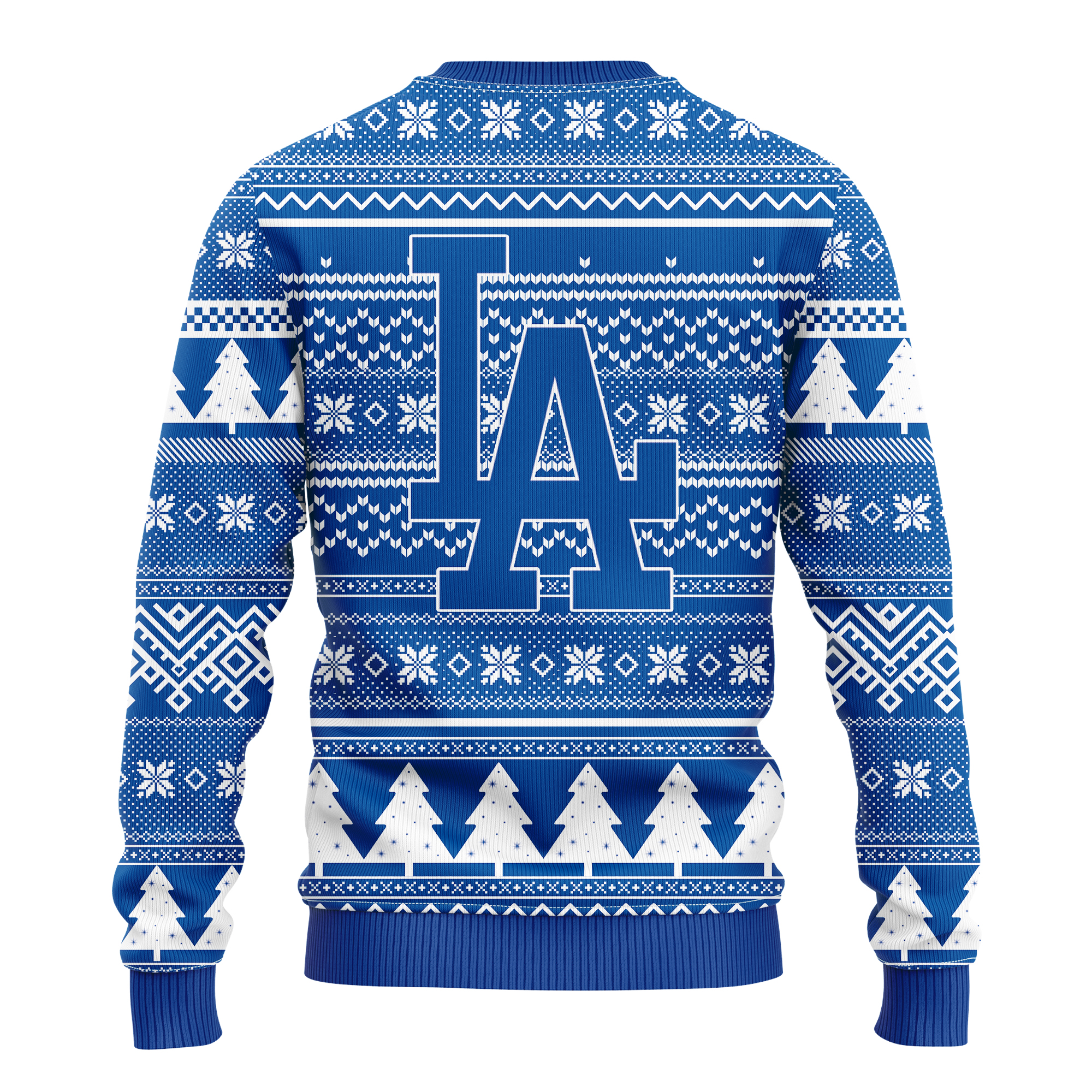 los angeles dodgers world champions ugly sweater 4