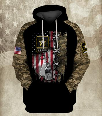 the united states armed forces american flag camo full over printed hoodie 1