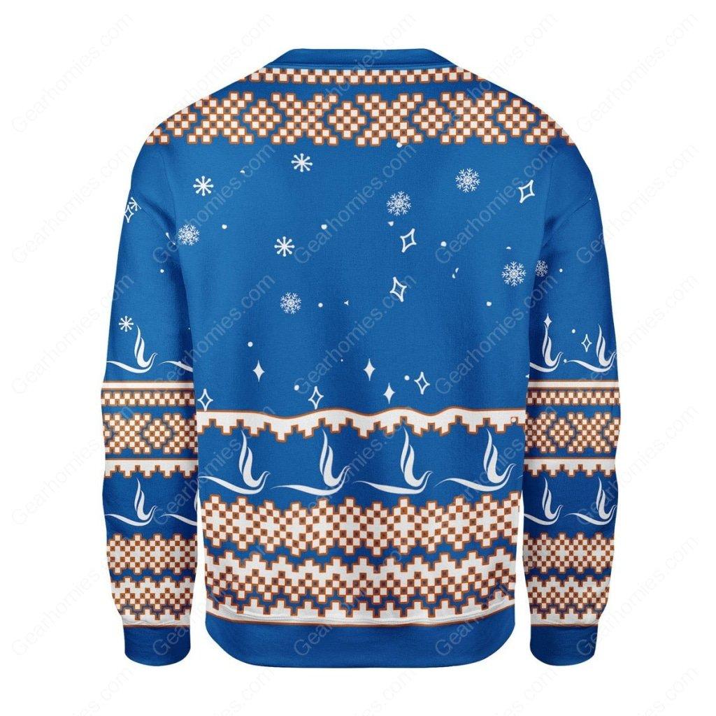 zeta phi beta 1920 all over printed ugly christmas sweater 4
