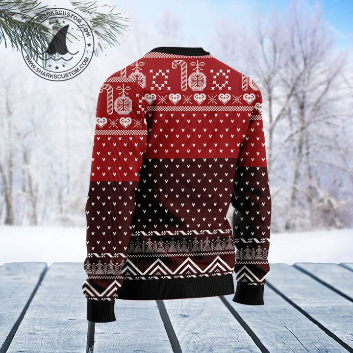 mama bear all over printed ugly christmas sweater 4