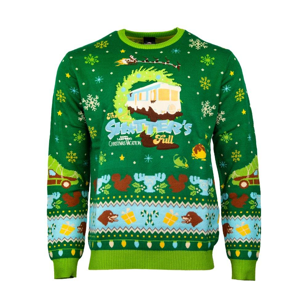 national lampoons christmas vacation all over printed ugly christmas sweater 4