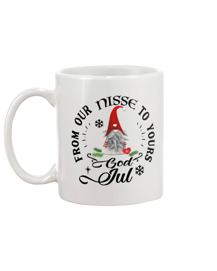 christmas gnomes from our nisse to yours god jul mug 5