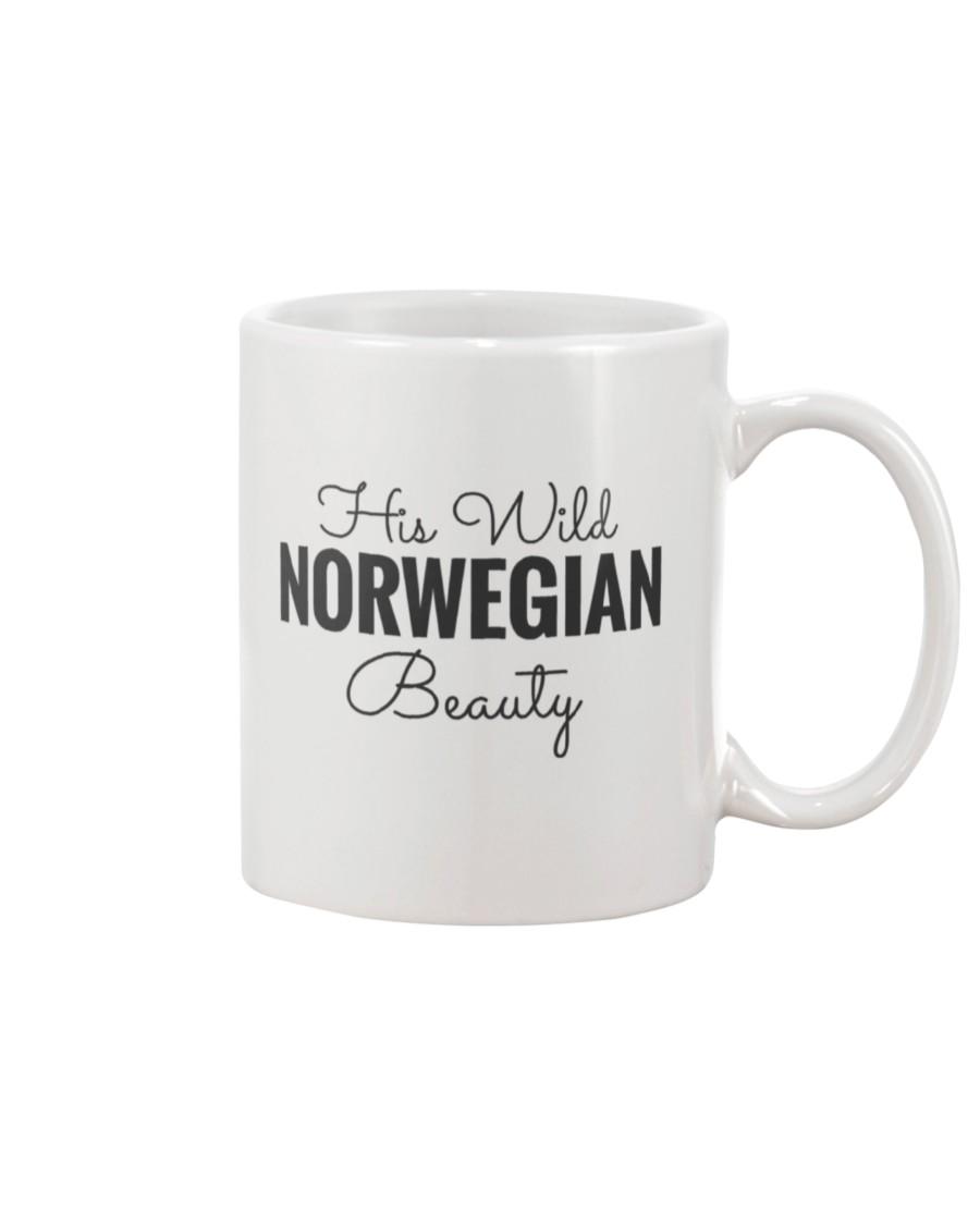his wild norwegian beauty mug 3
