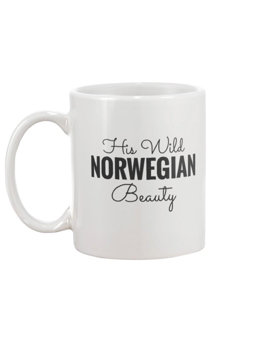 his wild norwegian beauty mug 5