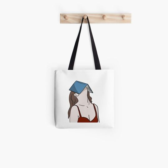 book lovers reading book face all over printed tote bag 2