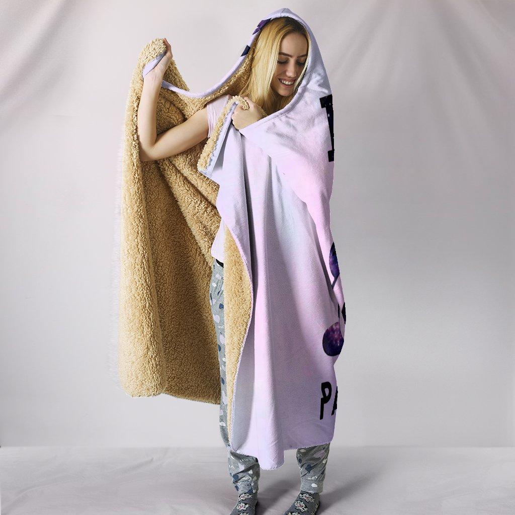 i am pandicorn full over print hooded blanket 3