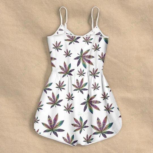i'm a joker i'm a smoker i'm a midnight toker weed leaf rompers 3