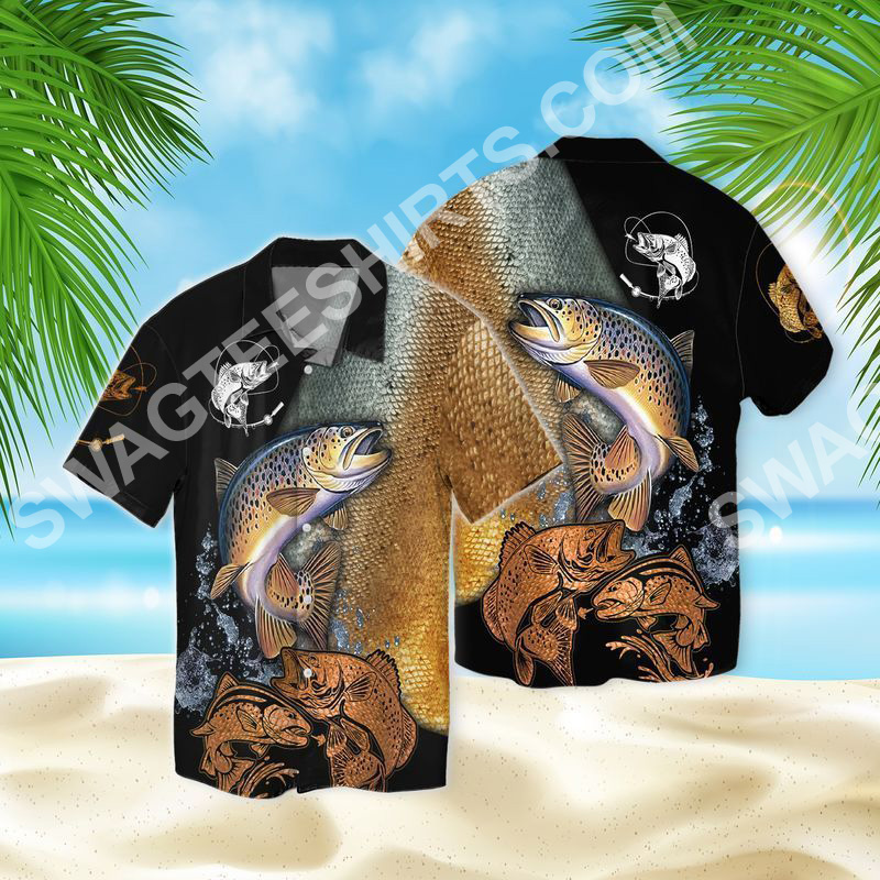 lover fishing for fisher all over printed hawaiian shirt 2(2) - Copy