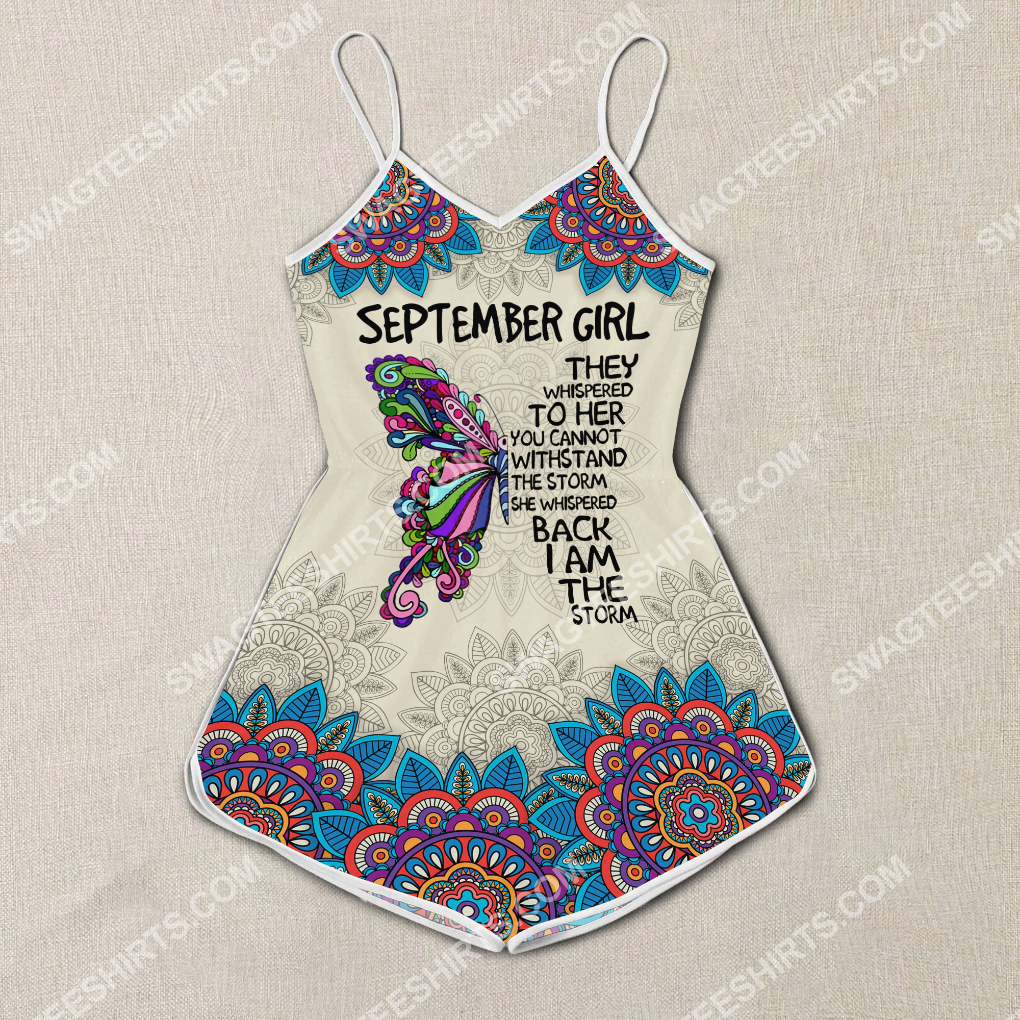september girl they whispered to her you cannot withstand the storm rompers 3(1)