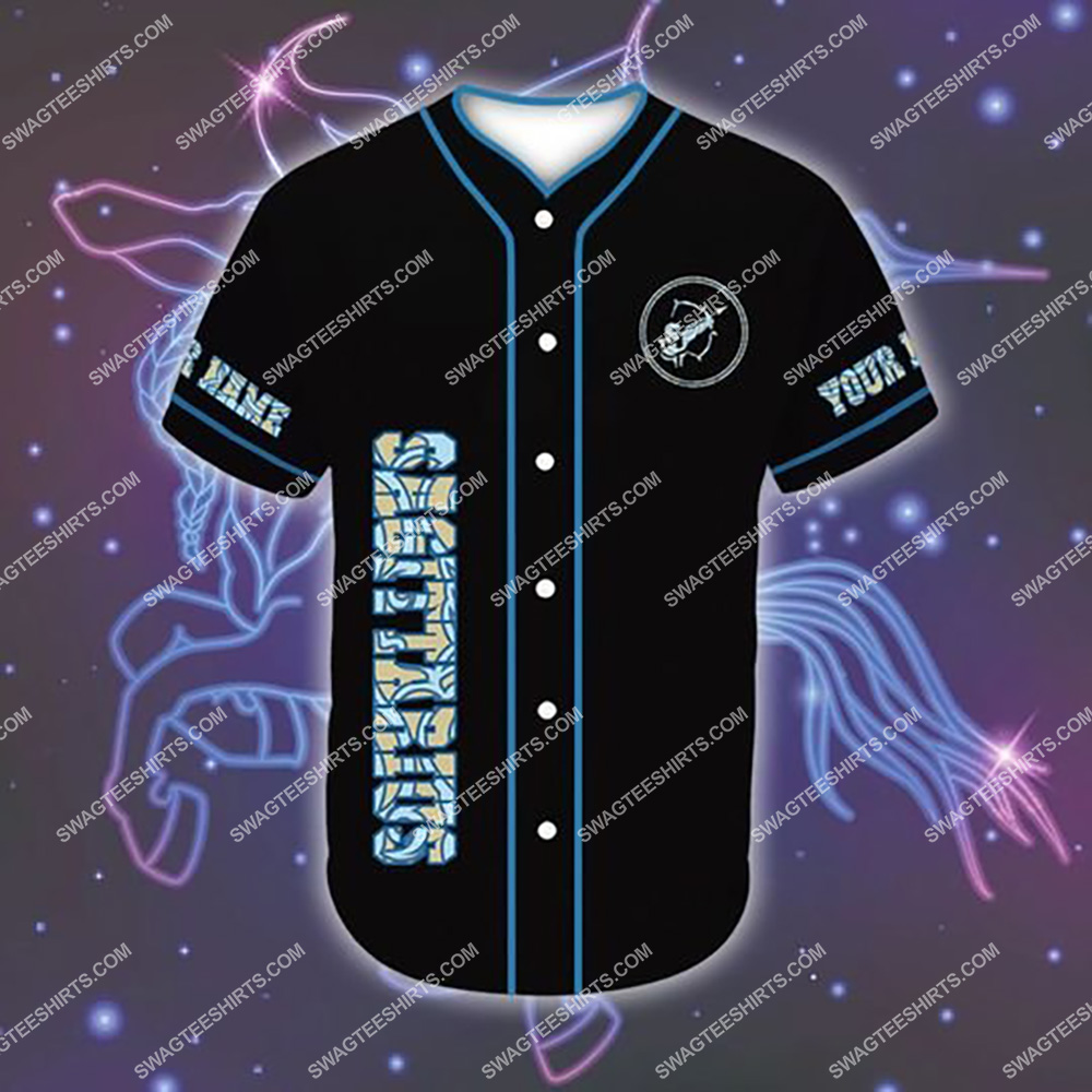 custom name i am a sagittarius zodiac all over printed baseball shirt 2(1)