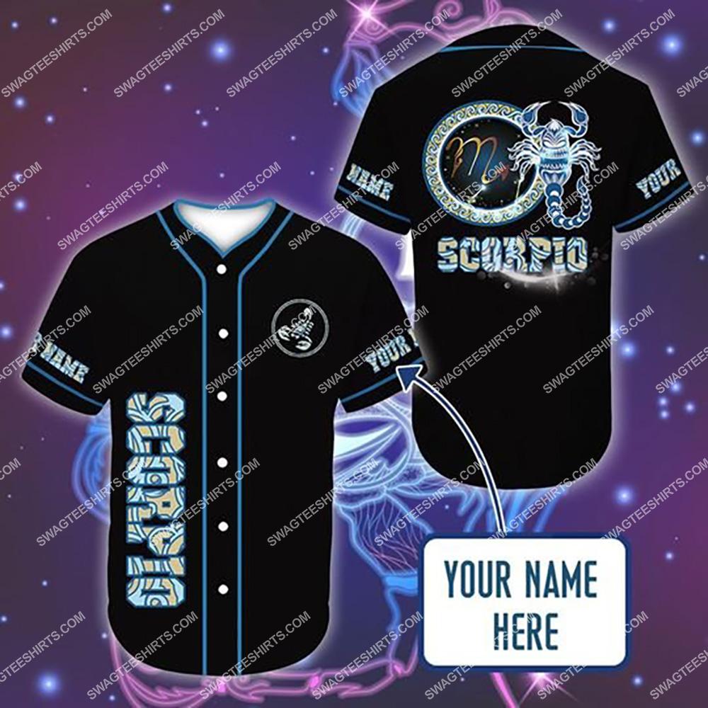custom name i am a scorpio zodiac all over printed baseball shirt 1(1) - Copy
