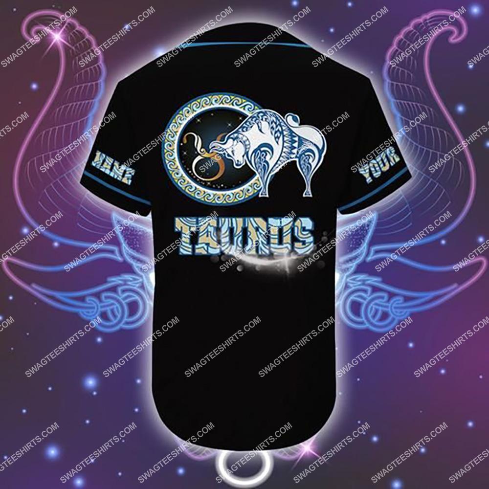 custom name i am a taurus zodiac all over printed baseball shirt 3(1)