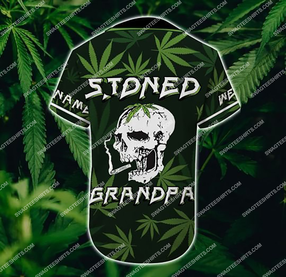 custom name stoned gift for grandpa all over printed baseball shirt 3(1)
