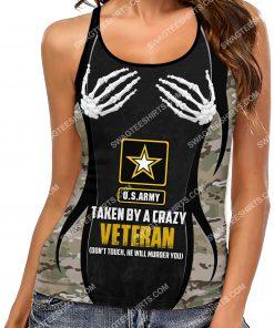 taken by a crazy veteran don't touch strappy back tank top 2(1)