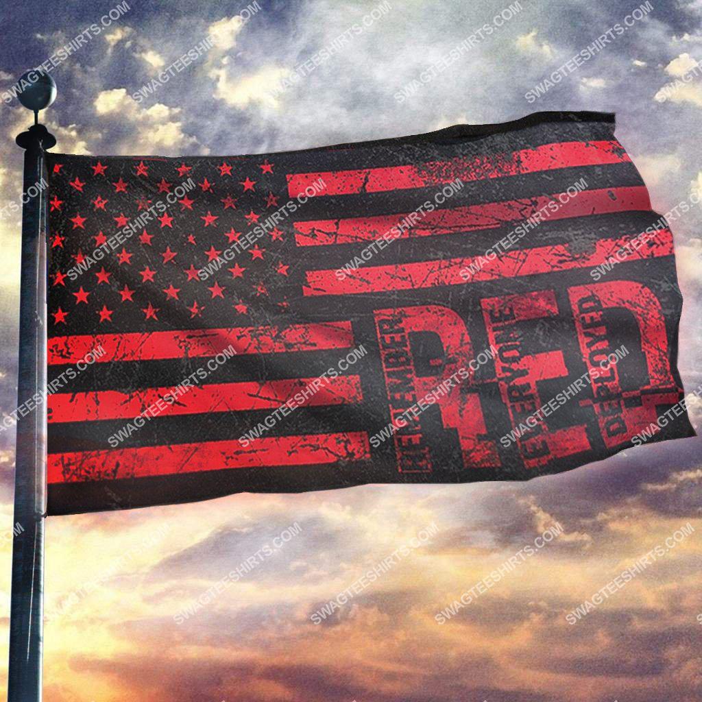 remember everyone deployed memorial day flag 4(1)