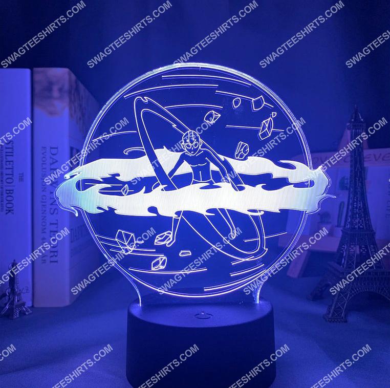 Avatar the last airbender aang 3d night light led 4(1)